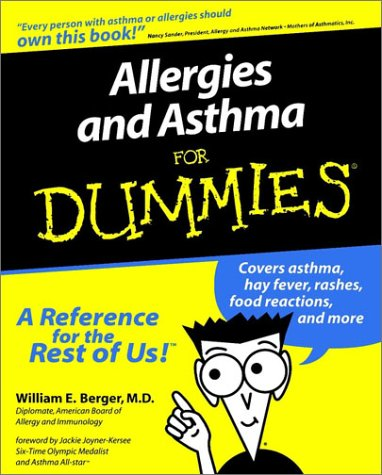 Allergies and Asthma For Dummies (Paperback)